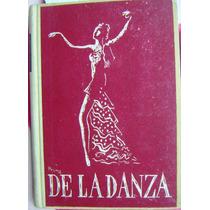 Libro, De La Danza, Sebastián Gasch, Pedro Pruna,
