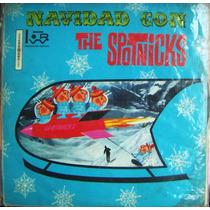 Rock Inter, The Spotnicks, Navidad, Lp 12´, Hecho En México