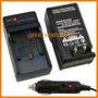 Cargador Bc-csd P/ Pila Np-fd1 Camara Sony Digital Dsc-t70