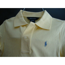 Polo Ralph Lauren Childrens Forever Blusa Polo Niña #8-10