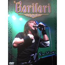 Barilari En Vivo Dvd Usado Rata Blanca Imp. Argentina