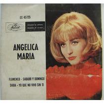 Rock Mexicano, Angelica Maria, Flamenco, Ep 7´,