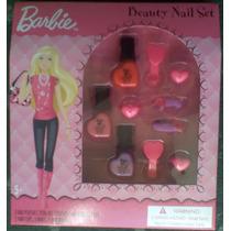 Pinturas Y Accesorios Del 50 Aniversario De Barbie Set 3