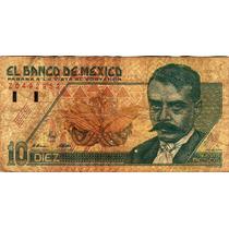 10 Nuevos Pesos Mazorca
