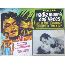 Lobby Cards , Abel Salazar , Peliculas , Carteles