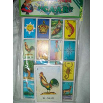 Gcg Juego De Loteria Caar Con 10 Tablas De Carton