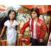 Barbie Y Ken High School Musical 3 Gabriella Y Troy Sonido