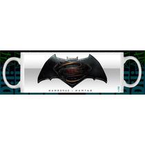 Tazas Batman Vs Superman Escudo
