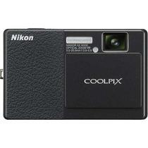 Nikon Coolpix S70 12.1mp + Accesorios Extras S-70