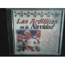 Cd Las Ardillitas De Lalo Guerrero En La Navidad
