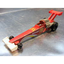 Hot Wheels - Dragster Fabricado Para Mcdonalds En 1993