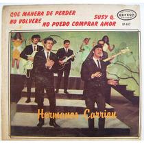 Rock Mexicano, Hermanos Carrion, Que Manera De Perder, Ep 7´