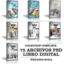 Plantillas Para Libro Digital Psd Boda Wedding
