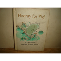 Cuento En Inglés - Hooray For Pig!
