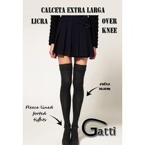 Calcetas Extra Larga The Over Knee