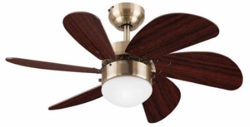 Ventilador westinghouse turbo swirl 30 76cm op4 999 - Precios ventiladores de techo ...