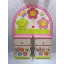 Recamara De Princesas Flores Toy Story Lagunilla Bbf