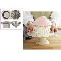 Molde Para Hornear Cupcake Ó Muffin Gigante, Marca Wilton :)