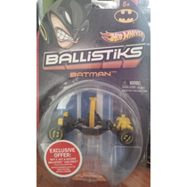 Hot Wheels Batman Ballistiks Negro