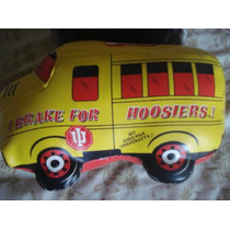 Camion Hoosiers Indiana Colegial Mide 15 X 24 Cms