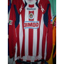 Jersey Manga Larga Reebok De Chivas 2010-2011 Local