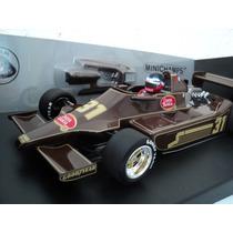 Fórmula 1 Lotus 79 Héctor Rebaque 1979