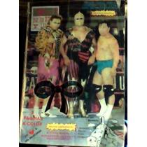 Revista De Lucha Libre,mi Lucha,murio Gran Davis,mil Mascara