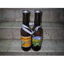 Botellas De Colección Y Portallave,semana Santamazatlán2007
