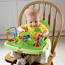 Fisher Price Asiento Para Comer Modelo: Bebe Rainforest