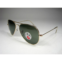 Lentes Ray Ban Aviator Rb3026, Polarizados Grandes 62mm