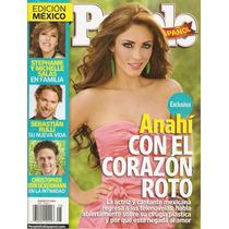 Revista People En Español Anahi Julio 2011 Rbd Dulce Maria