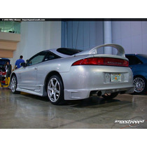 Estribos Laterales Mitsubishi Eclipse 1995 1996 1997 1998