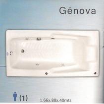 Maa Tina De Baño Sin Hidro Izuzzu Genova Para 1 Pers.