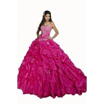 Vestidos Quinceaños Quinceañera Damas Novias Boda Mn4
