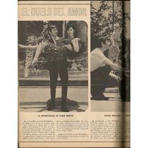 Los Hermanos Carrión En Revista Nocturno De 1967