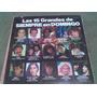 Disco L.p. Acetato Grande 331/· Las 15 De Siempre En Domingo