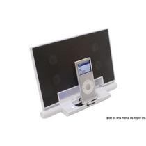 Sistema De Audio Para Ipod, Reproductor Mp3 O Dvd Portátil