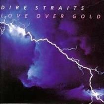 Rock Inglés Dire Straits Love Over Gold Caset
