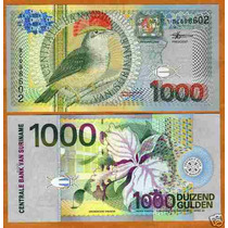 Surinam 1000 Gulden 2000 Au1