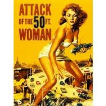 Posters Mini De Cine Retro Sci-fi, Aliens, Ovnis. Sav7 Sfa7