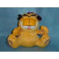 Garfield Clasico Para Pegar En Tu Auto Con Chupones !!!