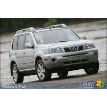 Soportes De Motor Y Caja Nissan X-trail 2.5