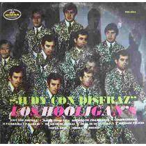 Rock Mexicano, Los Hooligans, ( Judy Con Disfraz), Lp 12´,