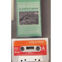 Audio Cassette Gabino Palomares, La Maldicion De La Malinche