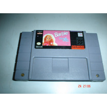 Super Nintendo Barbie Super Model