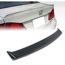 Aleron Tipo Lip En Cajuela Honda Civic Sedan 2006 - 2011