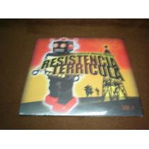 Yokozuna,the John Band,el Basi,-cd-resistencia Terricola Lqc