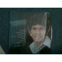 Excelente Disco Acetato De Humberto Gravioto