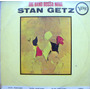 Jazz Inter, Stan Getz, Big Band Bossa Nova, Lp 12´,