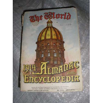 Interesantisimo Almanaque Mundial 1914